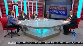 Anadolu Soruyor 22.03.2018 - Çevre ve Şehircilik Bakanı Mehmet Özhaseki