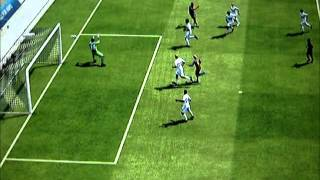 TOP 10 Profclub goals in FIFA 12 (Barca Samba)