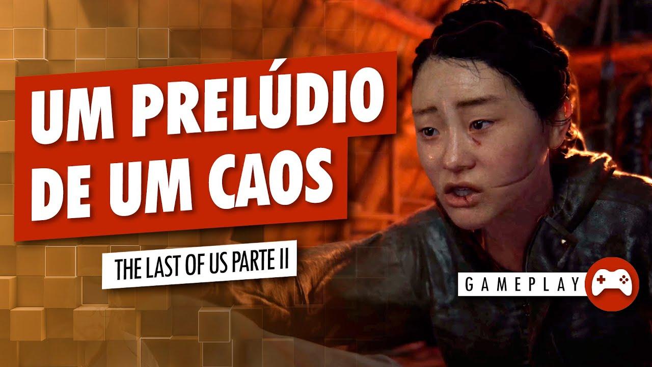 THE LAST OF US PARTE 2 || #23 - A Ilha dos Serafita [PS4 PRO | 4K]
