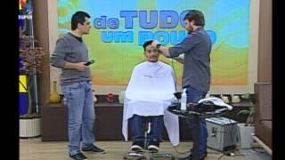 Baixar DE TUDO UM POUCO - Dica de corte de cabelo masculino 1/2