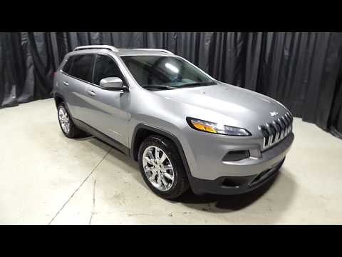 2016 Jeep Cherokee Limited P362047