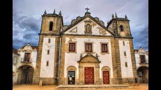 Португалия: Монастырь святилище Santuario de Nossa Senhora do Cabo Espichel  c Владимиром Волошиным