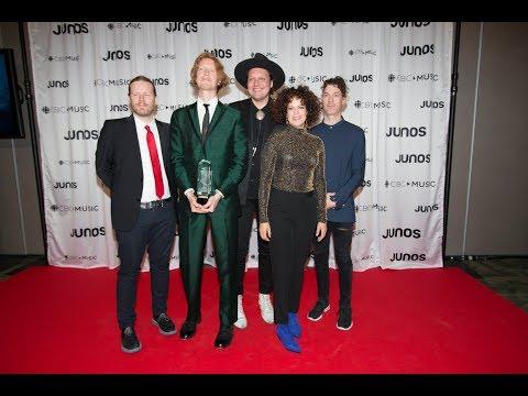 Juno Awards Red Carpet Q&A