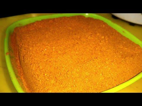 How To Make Arabian Masala Powder (my Secret Ingredient)