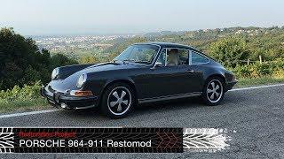 Restoration Project Porsche 964-911 Restomod Backdate