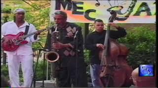 G.B.T.V. CultureShare ARCHIVES 1999:  HAMIET BLUIETT  #4  (HD)