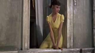 LEO TOLSTOY_WAR and PEACE_Audrey Hepburn_Henry Fonda