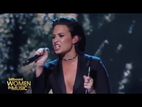 Demi Lovato - Stone Cold (Live at Billboard's Women In Music)