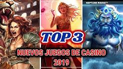 Juegos de Casino Gratis Nuevos ► Julio 2019 ► Tragamonedas Online