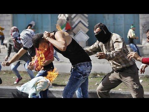 يورو نيوز: يوم غضب في عموم الضفة الغربية وقطاع غزة