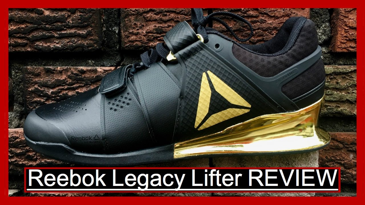 Reebok Legacy Lifter Review And Unboxing - YouTube d83765f43