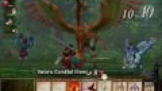 Baten Kaitos Origins - Boss: Holoholo Bird