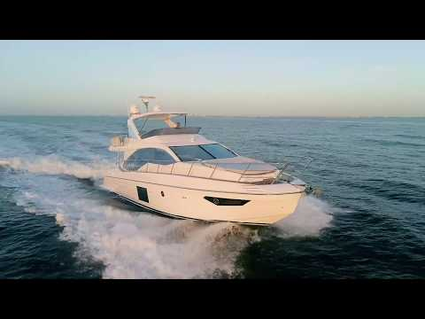 2020 Azimut 55 Flybridge For Sale At MarineMax