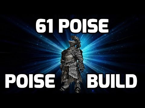 Dark Souls  Poise Build