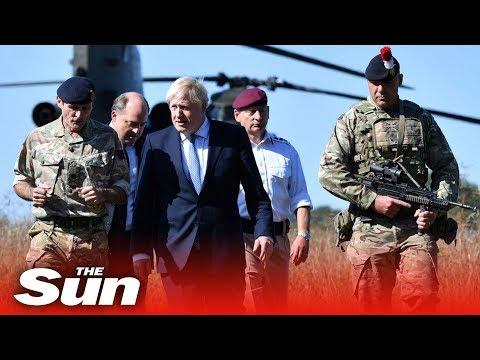 Boris Johnson defies new EU deadline to publish his Brexit plan as he targets October deadline