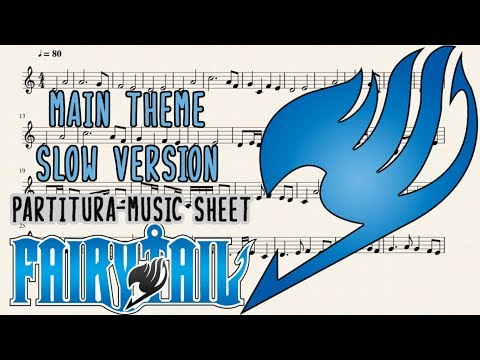Fairy Tail Slow Theme