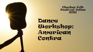 Dance Workshop with Martyn Harvey: American Contra