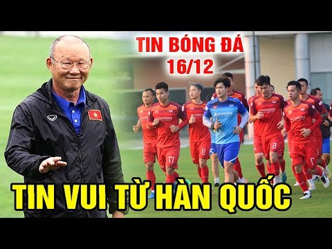 Tin Bóng Đá VN 16/12: U23 Việt Nam Nhận TIN VUI LỚN Ở Hàn Quốc