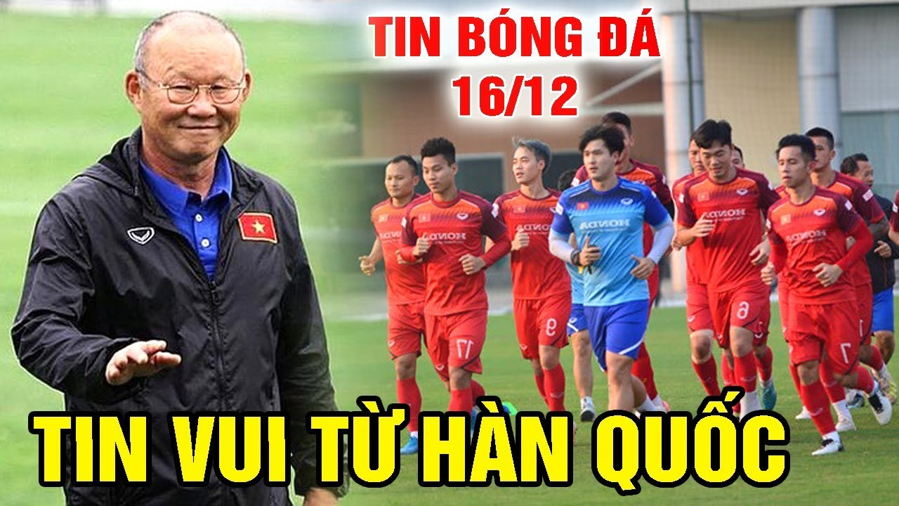 Tin Bóng Đá VN 16/12: U23 Việt Nam Nhận TIN VUI LỚN Ở Hàn Quốc – TIN TỨC 24H TV
