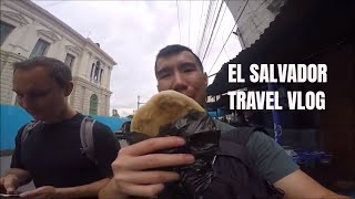 Gambar cover El Salvador Travel Vlog: Things to do in San Salvador