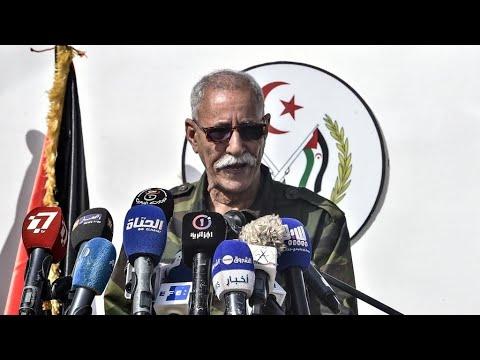 إسبانيا تعلن عن مغادرة زعيم جبهة البوليساريو أراضيها بعد زيارة أثارت أزمة مع المغرب