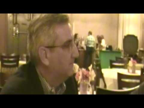 Eric Holcomb U S  Senate candidate interviewed by Frank Phillips, Copyright 2015 The Brazil Times