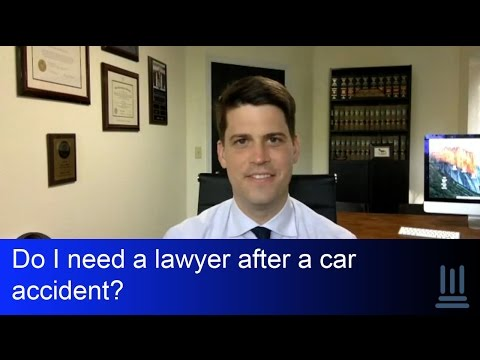 Do I Need A Lawyer After A Car Accident?-  Kelly Law Team