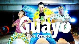 Guayo - Elvis Crespo | Dance | Chakaboom Fitness l Choreography , coreografia |