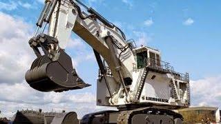 Kendaraan Alat Berat Paling Besar dan Tercanggih di Dunia