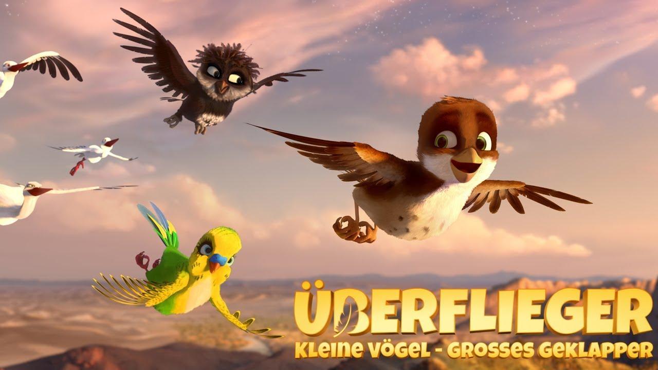 überflieger - Kleine Vögel, Großes Geklapper Stream