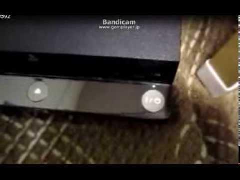 赤ランプ点滅ps3を嫌でも起動させるスゴ技テクニック Youtube