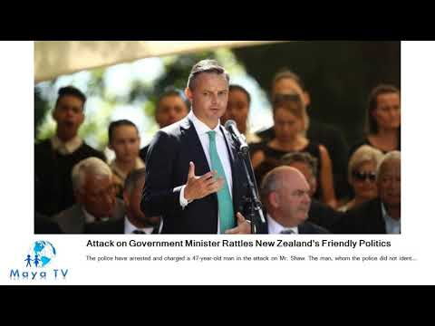 Attack on Government Minister Rattles New Zealand's Friendly Politics Mp3