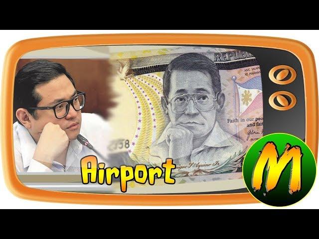 USAPANG PERA: AIRPORT