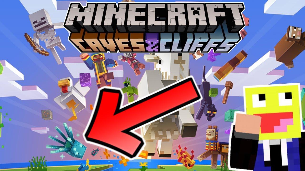 【マイクラ1.17】洞窟と崖アップデートの衝撃的な真実を解説します【Minecraft 】【解説】