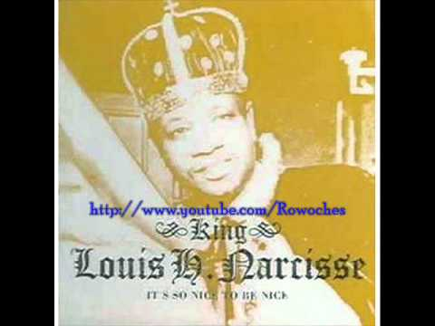 """""""Give Me Two Wings""""- King Louis H Narcisse"""