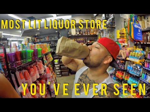 Miami Spring Break | The Most LIT Liquor Store You've Ever Seen | Wild & Away