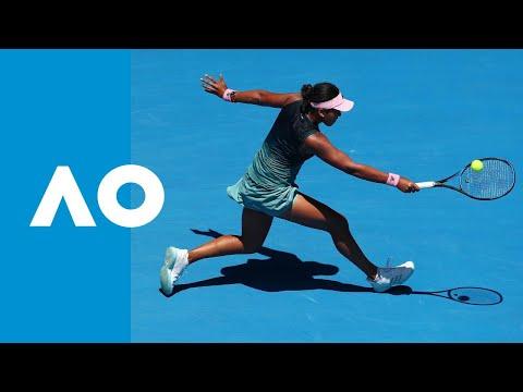 Naomi Osaka v Anastasija Sevastova match highlights (4R) | Australian Open 2019