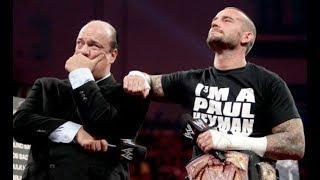 BREAKING NEWS Paul Heyman's WWE future after WrestleMania 34 sports news ufc mma monday night raw