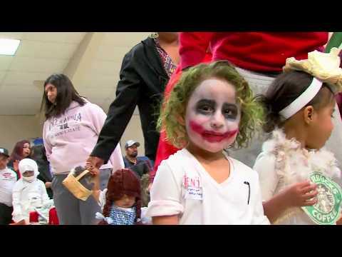 Community 149 Respect Halloween Carnival