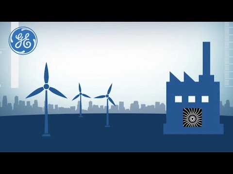 The EGT Hybrid: World's First Battery Storage & Gas Turbine | Power Plant Services | GE Power