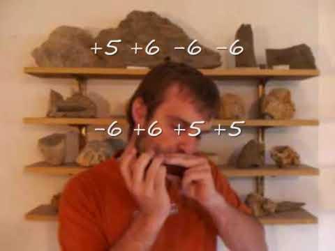 """Harmonica harmonica tabs hallelujah : niv1 """"Hallelujah"""" tablature pour harmonica - Harmonica tab - YouTube"""