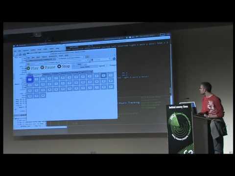 28C3: Open source music: Tracking 2.0 (en)