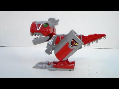 review power rangers dino super charge morph n pop dino charger t rex zord youtube. Black Bedroom Furniture Sets. Home Design Ideas