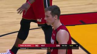 Miami Heat vs Portland Trail Blazers | January 5, 2020