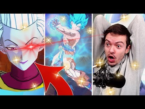 I GOT THE NEW WHIS REWIND SUMMON ANIMATION! 🔥 Dragon Ball Legends Summons
