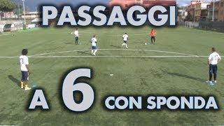 PASSAGGI A 6 CON SPONDA