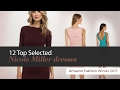 12 Top Selected Nicole Miller dresses Amazon Fashion Winter 2017