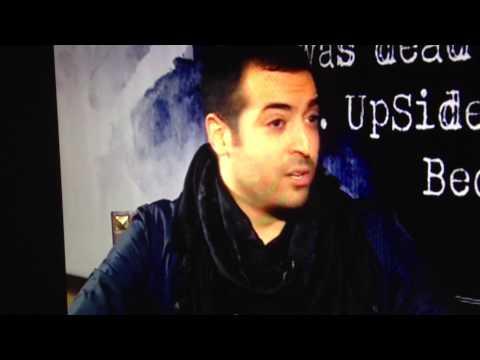 Mohammed Al Turki interview on Dubai TV with Diala Makki during DIFF 2012
