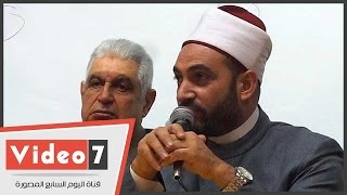"""سالم عبد الجليل يجيب على سؤال """"لماذا نحن فى حاجة إلى الله؟"""""""