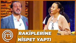 Suna Rakiplerine Nispet Yaptı | MasterChef Türkiye